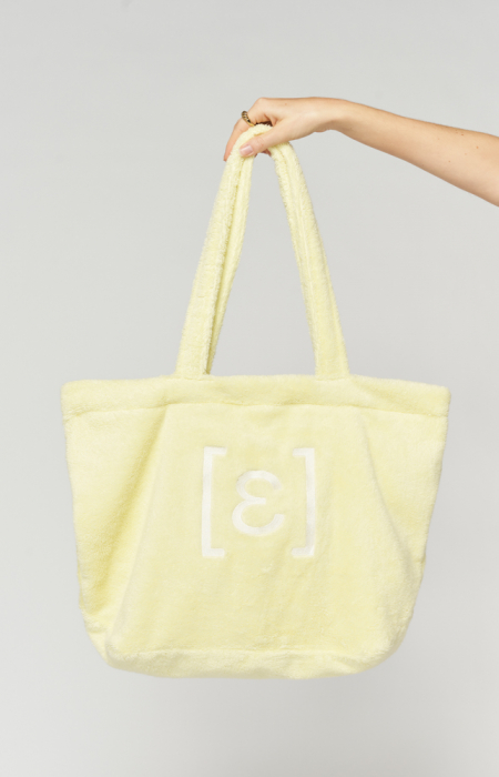 Frotte Bag Yellow