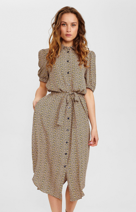 Nucecelia Shirt Dress